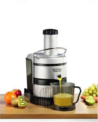 TRISTAR PRODUCTS JLPJ Jack LaLanne Power Juicer - Juice Extractor
