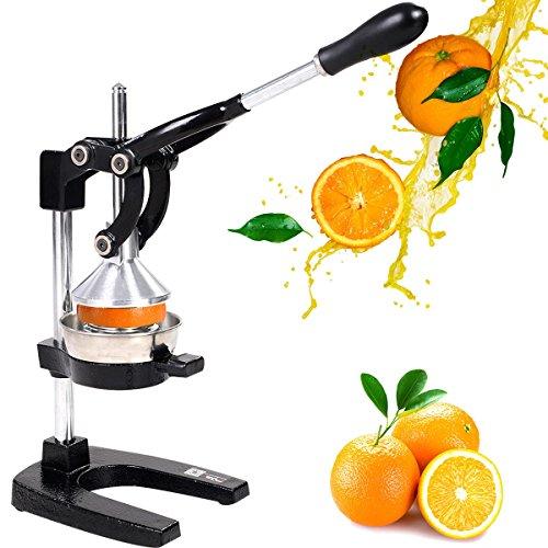Hand Press Manual Fruit Juicer Juice Squeezer Citrus Orange Lemon