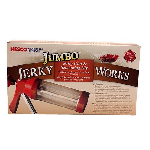 Jumbo Jerky Works Kit - Gun with 5 Spices BJX-5