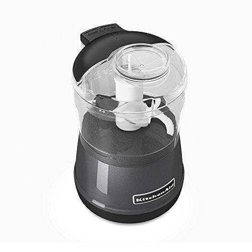 KitchenAid KFC3511QG 35-Cup Food Chopper - Liquid Graphite