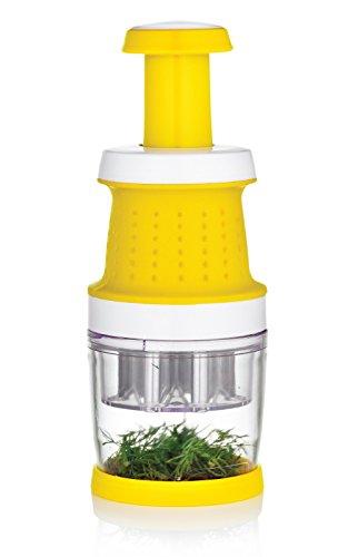 Sunkist Garlic and Herb Mincer 236 x 63 x 236  Yellow