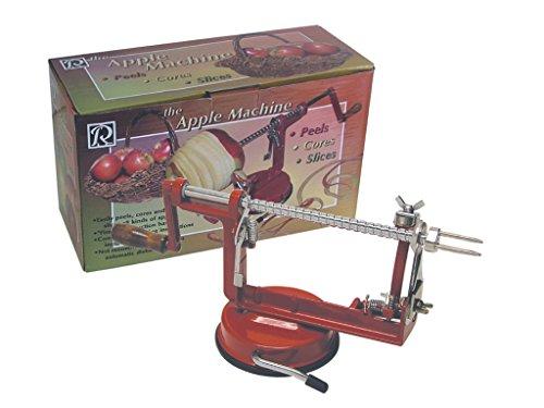 R M Industries 5920 Apple PeelerCorerSlicer Red