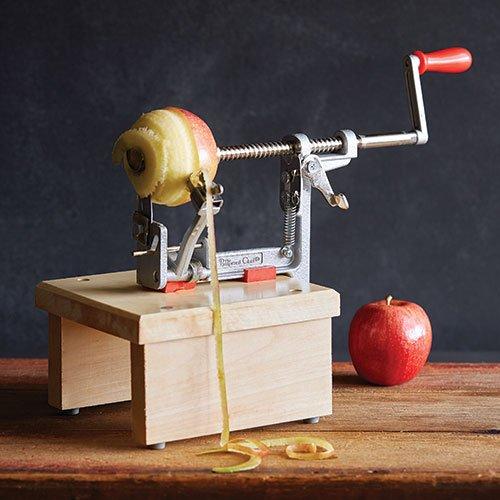 The Pampered Chef 2430 Apple Peeler Corer Slicer
