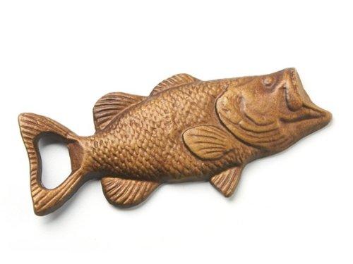 Bass Fish Bottle Opener Fish Bottle Opener