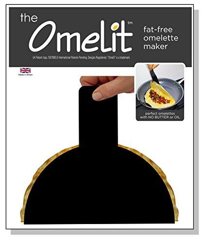 The Omelit Non-Stick Fat-Free Omelette Maker Frying Pan Insert