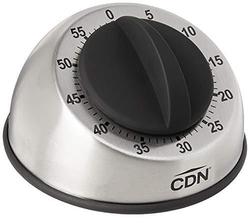 CDN MT1 Heavy Duty Mechanical Timer Silver