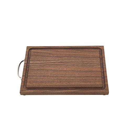 Crafthouse by Fortessa Professional BarwareBar Tools by Charles Joly 11 x 725 Black Walnut Wood Bar BoardCutting Board