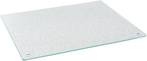 Glass Cutting Board15 X 11-inch Tempered Glass 15 X 11-inch
