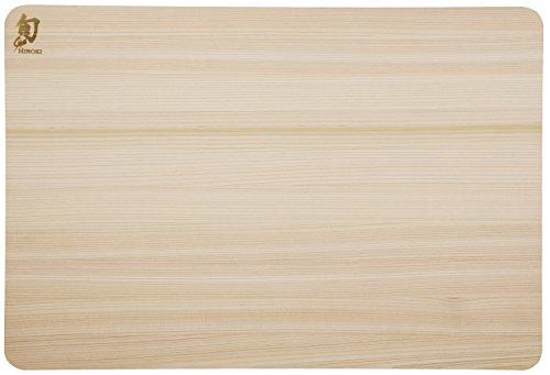 Shun DM0816 Hinoki Cutting Board Medium