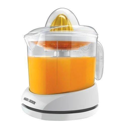 Electric Orange Juicer Citrus Lemon Press Fruit Squeezer Juice Extractor Machine by CJ625