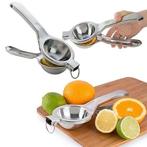 ACE Large Manual Lemon Squeezer Juicer Fruit Orange Citrus Lime Lemon Stainless Steel Clip