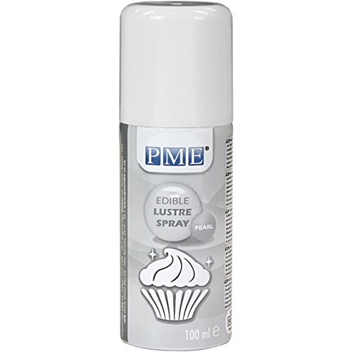 PME Sugarcraft Lustre Spray - Pearl