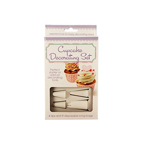 Cupcake Decorating Set 6 Pack Home Kitchen Furniture Decor
