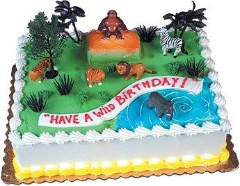 Cake Decorating Kit CupCake Decorating Kit Sports Toys Wild Rain Forest