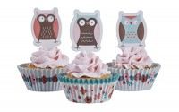 Ginger-Ray-Patchwork-Owl-Cupcake-Cases-Cake-Topper-Decoration-Set-Mixed-21.jpg
