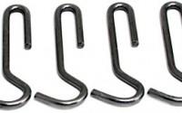 Enclume-Straight-Pot-Hook-Set-of-6-Use-with-Pot-Racks-Hammered-Steel-4.jpg