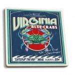 Lantern-Press-Chincoteague-Virginia-Blue-Crab-Vintage-Sign-Set-of-4-Ceramic-Coasters-Cork-Backed-Absorbent-56.jpg