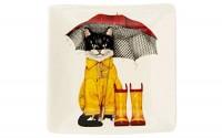 Creative-Co-op-Cat-in-Raincoat-with-Umbrella-Square-Stoneware-Plate-Multicolored-29.jpg