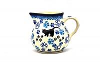 Polish-Pottery-Creamer-4-oz-Boo-Boo-Kitty-7.jpg